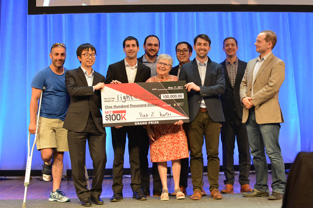 MIT $100K winner's chips compute AI algorithms at light speed