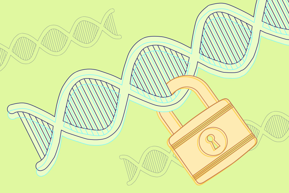 Privacy policies affect quantity of genetic testing