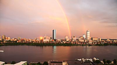 The Boston Timescape Project by Adrian Dalca