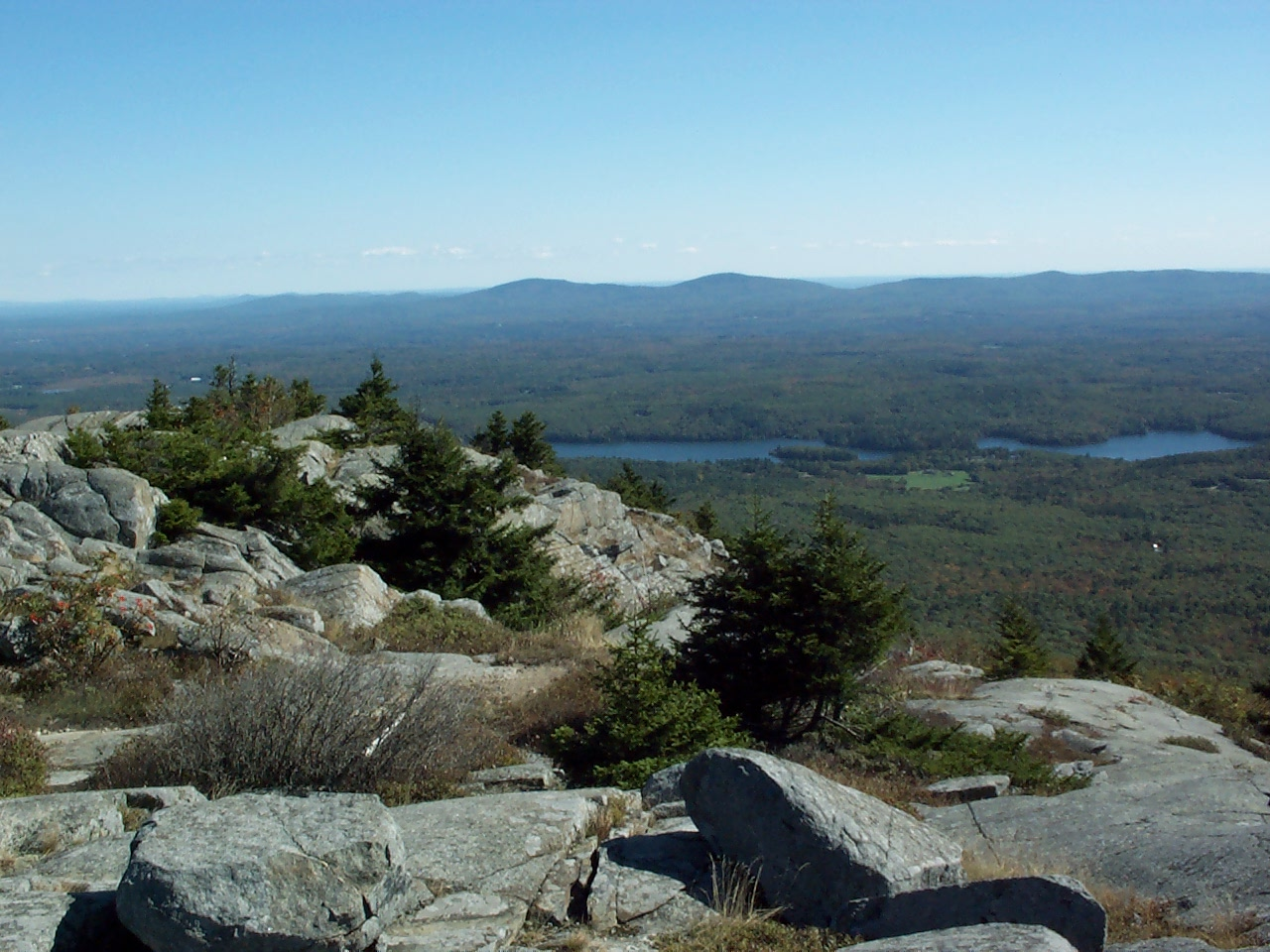 mount monadnock new hampshire