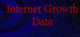 Internet Growth Data