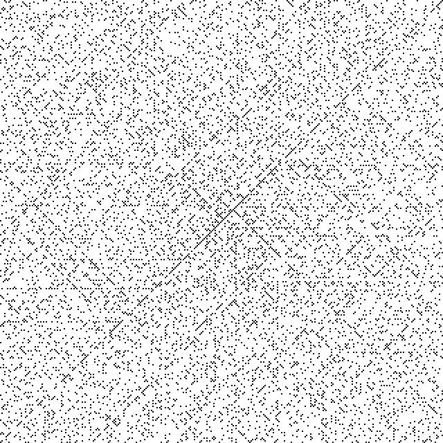 Ulam spiral 1n+41