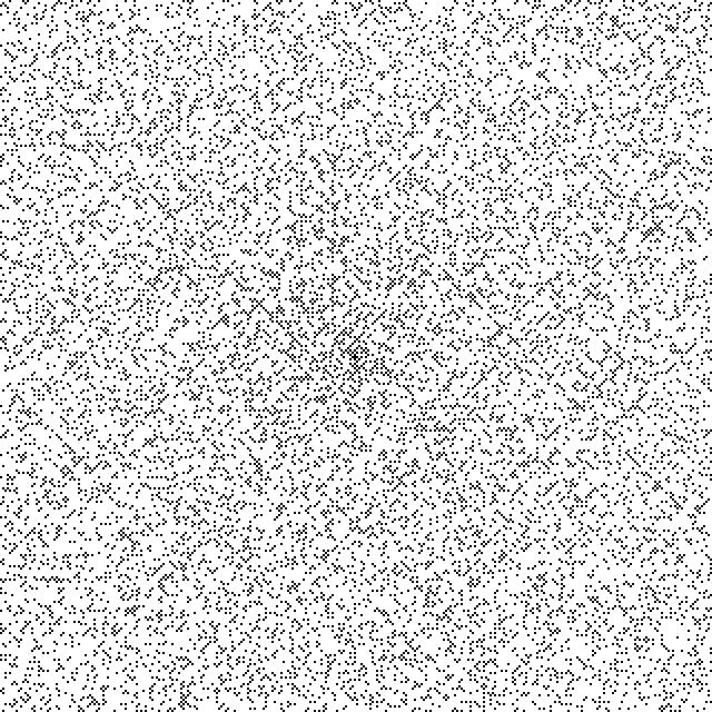 Ulam spiral 3n+2