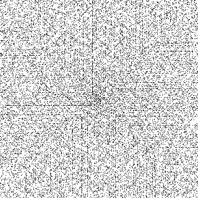 Ulam spiral 4n+1